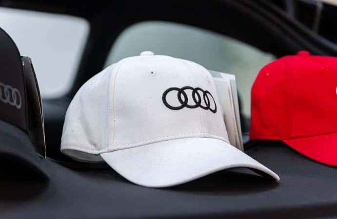 Audi Hats | Colour Your Passion