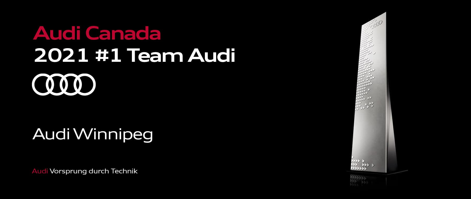 #1 Team Audi