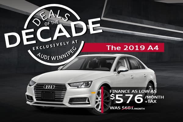 Audi A4 Offers