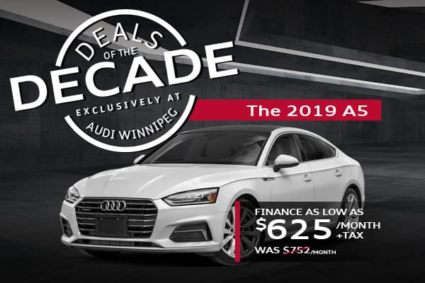 Audi A5 Offers