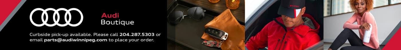 Audi Online Boutique
