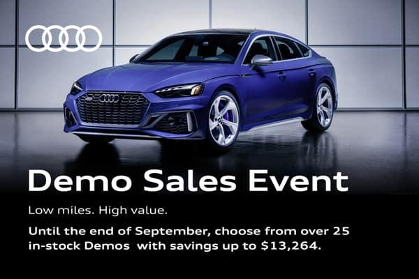 Demo Sales Event