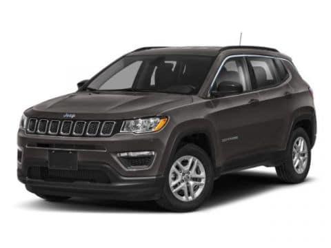 New 2020 Jeep Compass
