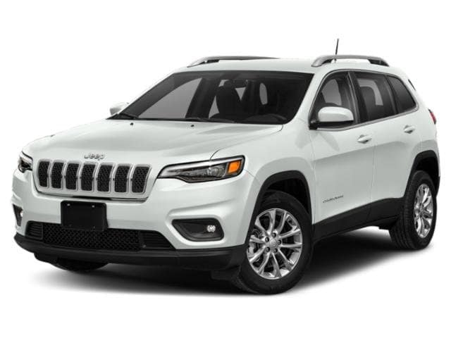 Select New 2021 Jeep Cherokee Models