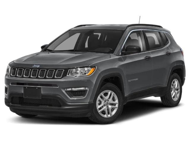 Select New 2021 Jeep Compass Models