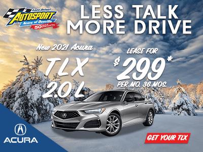 2021 Acura TLX 2.0L