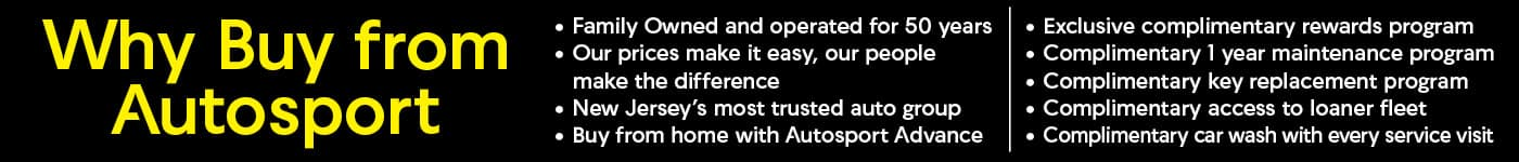 Why Buy From Autosport Acura of Denville
