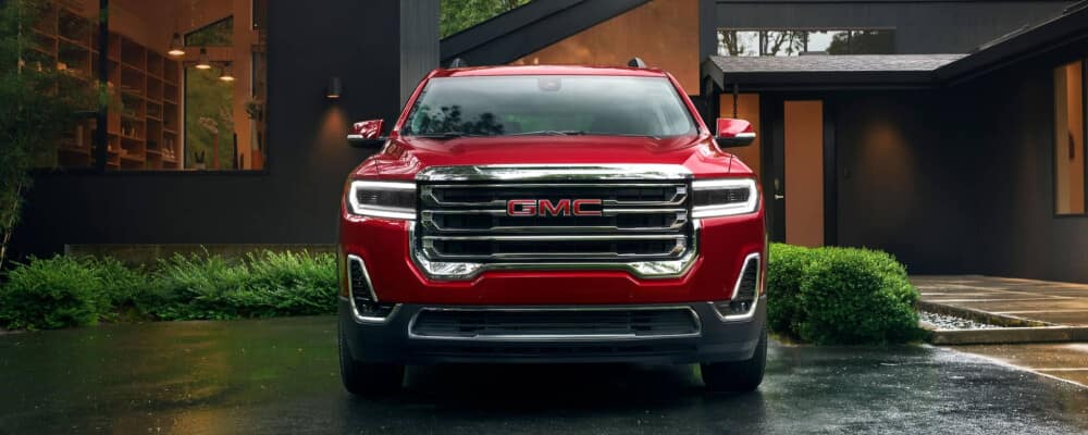Employee Pricing on GMC Acadias