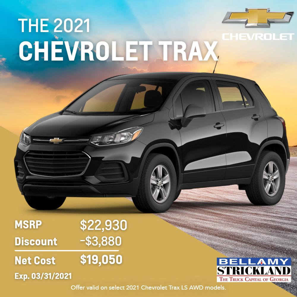2021 Chevy Trax