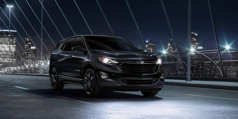 2020-Chevrolet Equinox exterior gallery 1