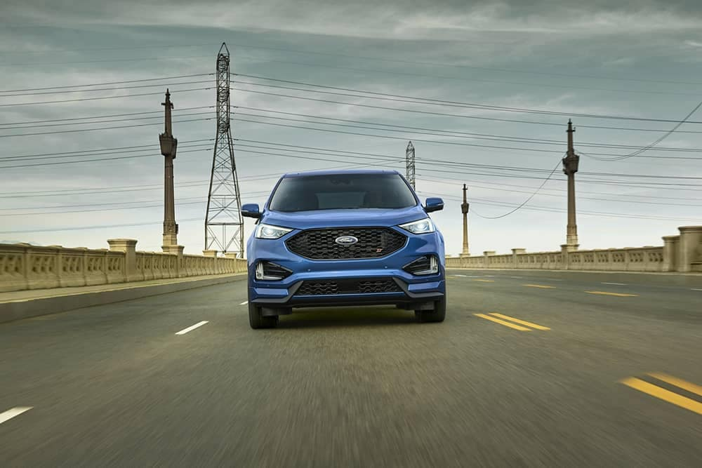 2020 Ford Edge Grill