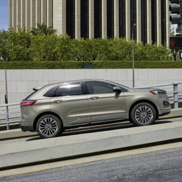 2020 Ford Edge Side View