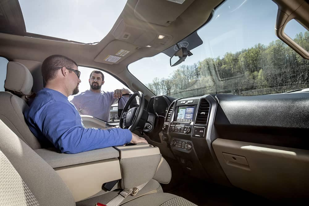 2020 Ford F-150 Driver