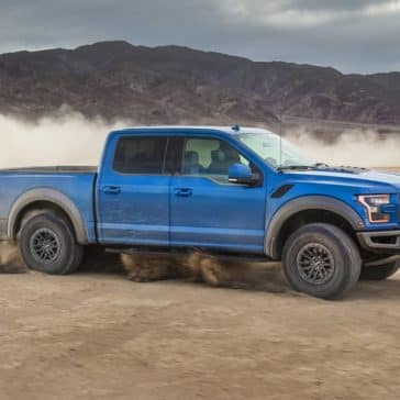 2020 Ford F-150 Offroad