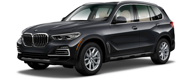2020 BMW X5 sDrive40i Lease Special