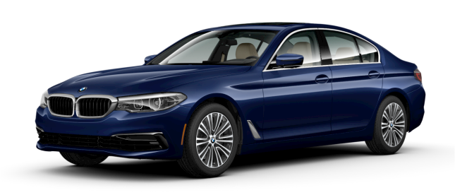 2020 BMW 530i Lease Special