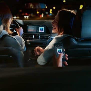 2020 BMW 3 Series Passengers