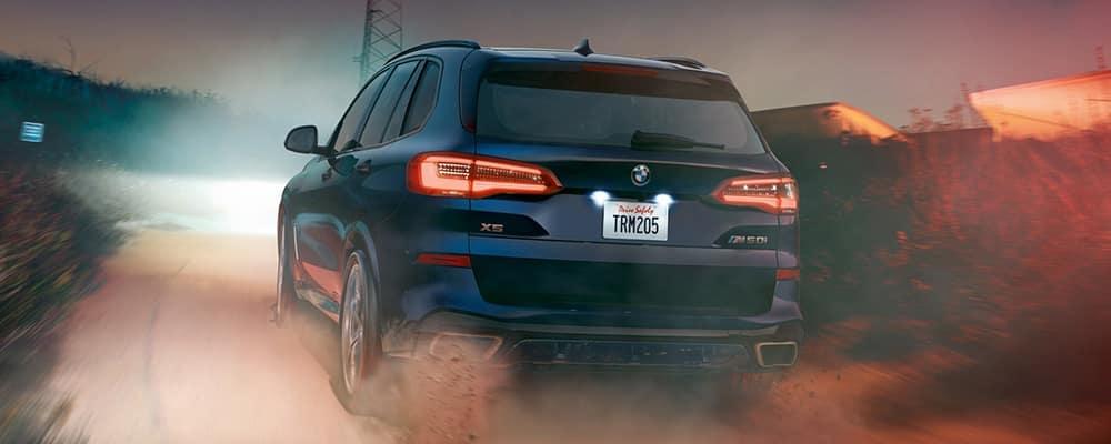 BMW-X5-towing