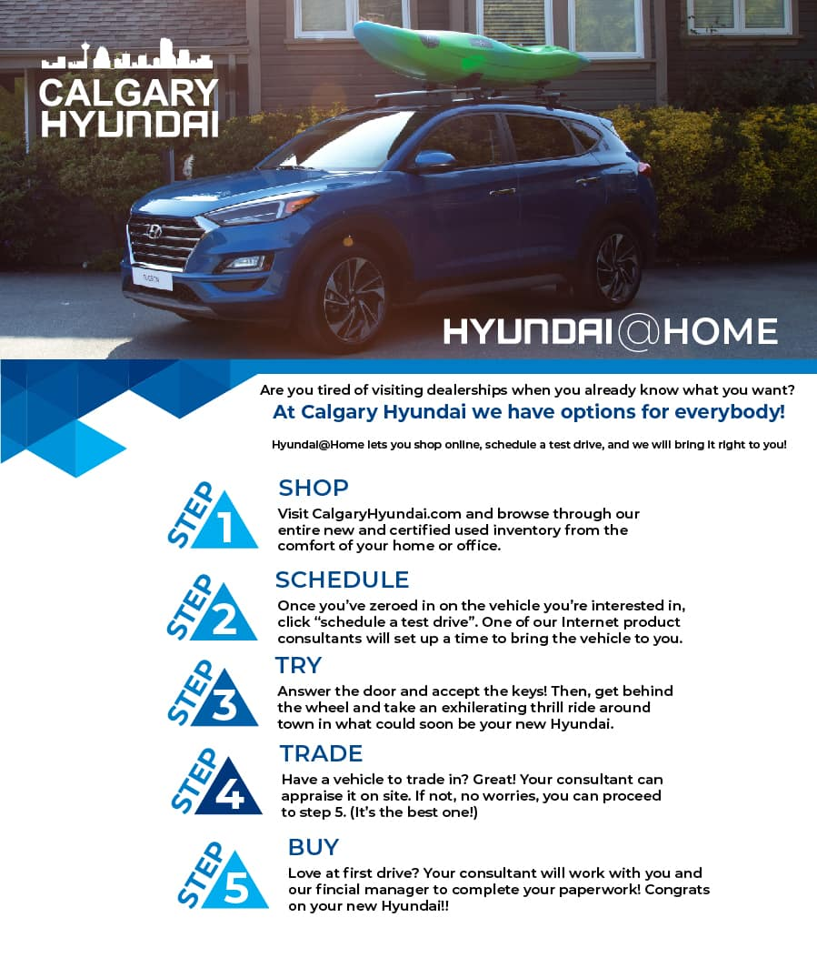 Hyundai @ Home Program