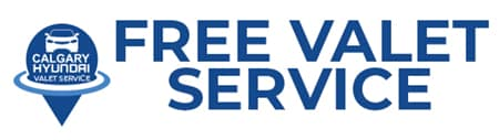 Calgary Hyundai | Free Valet Service