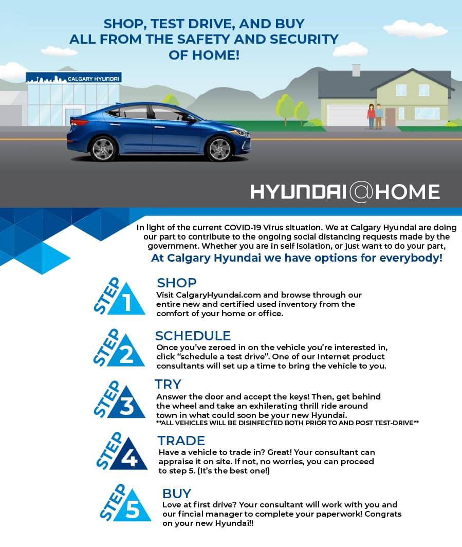 COVID-19 Hyundai at Home Program