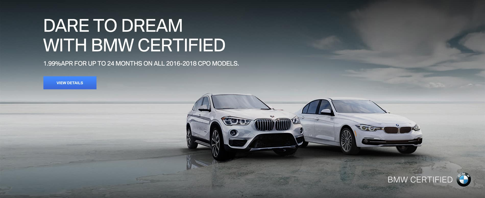 Dare To Dream BMW Certified