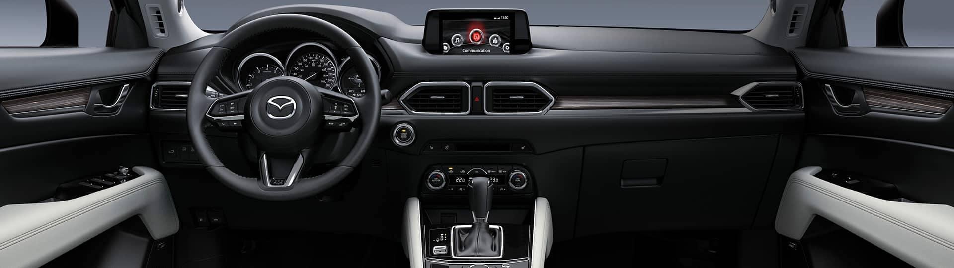 2018 Mazda CX5 Canada Dashboard