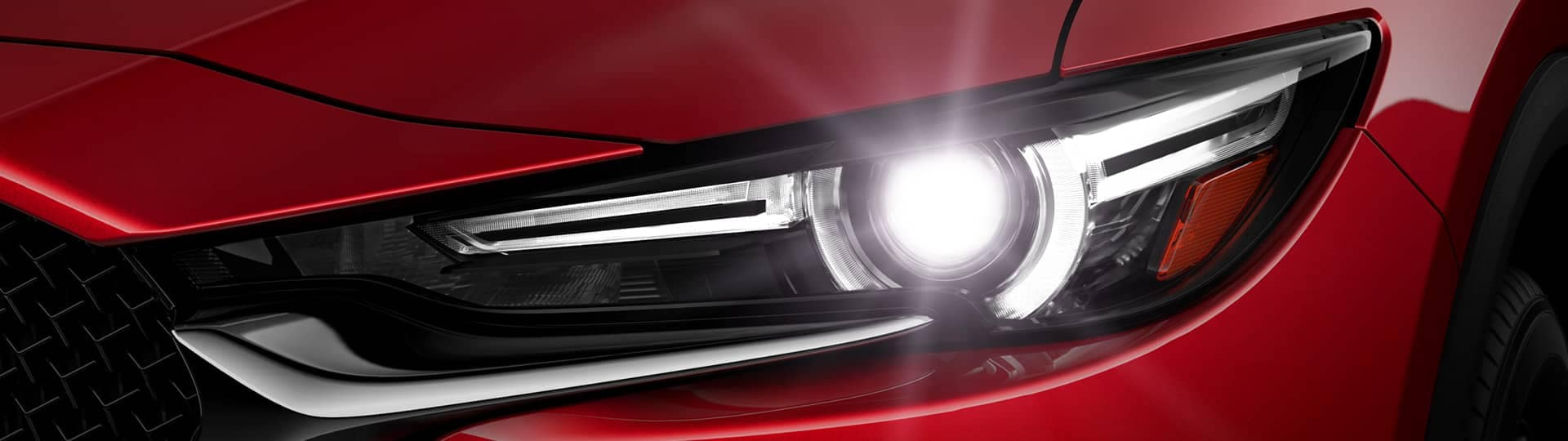 2018 Mazda CX5 Canada Headlight