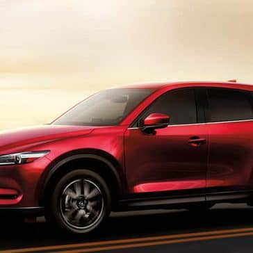 2018 Mazda CX5 Canada Performance