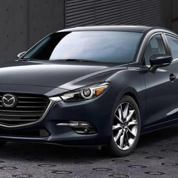 2018 Mazda3 front view