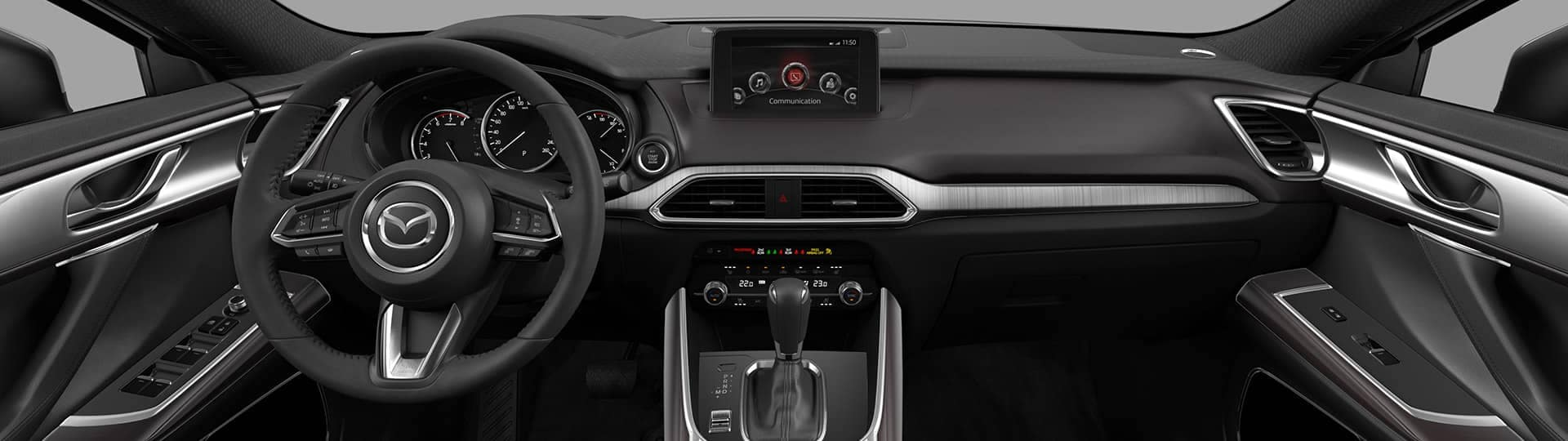 2019 Mazda CX-9 dashboard