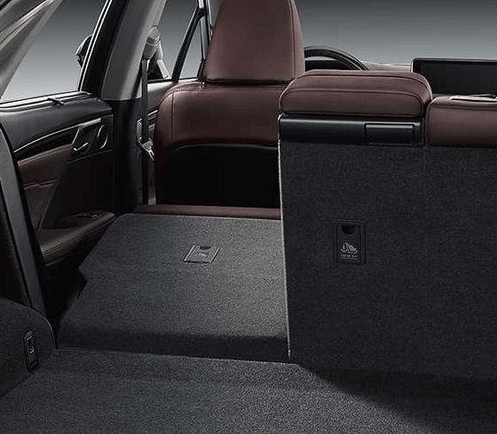 2020 Lexus RX 350 Cargo Bay