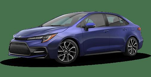 2020 Corolla LE Lease Offer