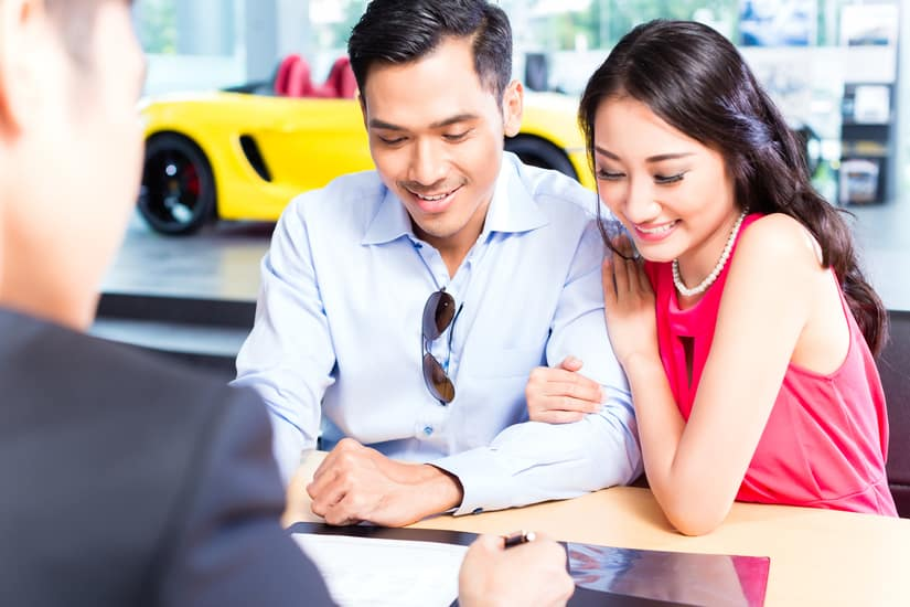 couples financing
