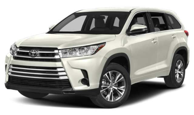 2019 Highlander cream white