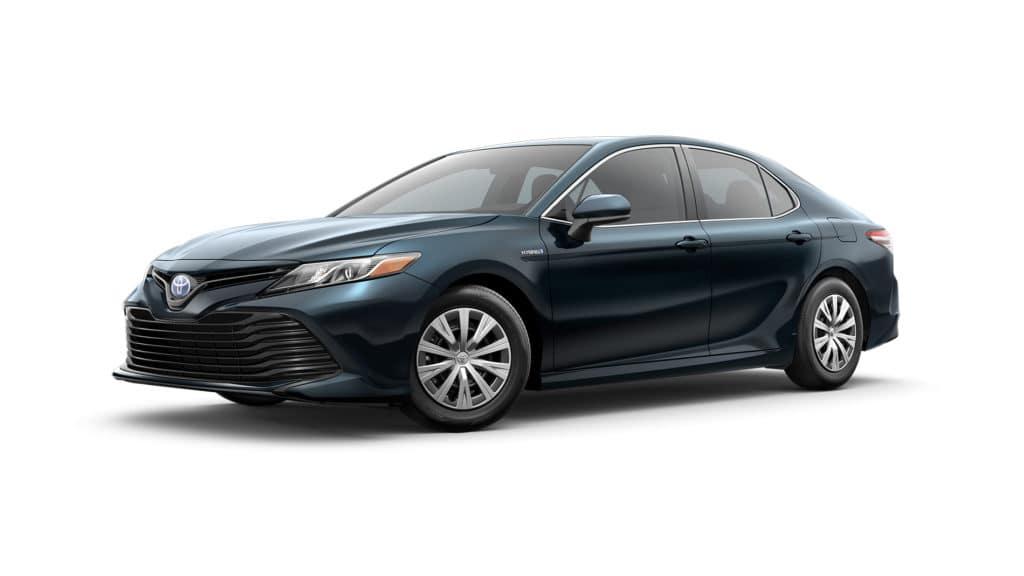 2020 Camry Hybrid Lease Offer