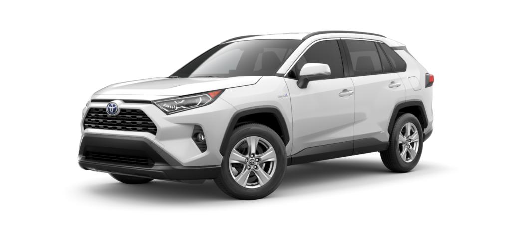 2020 RAV4 Hybrid Lease Offer