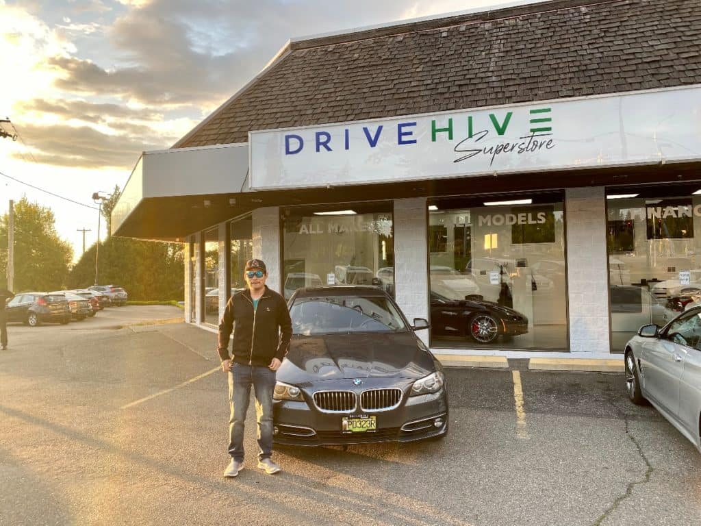 2016 BMW Series