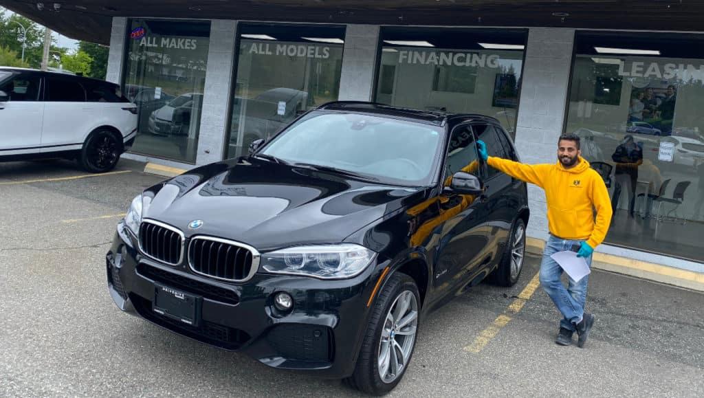 2016 BMW X5 M Sport