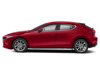 2019 mazda3 hatchback side
