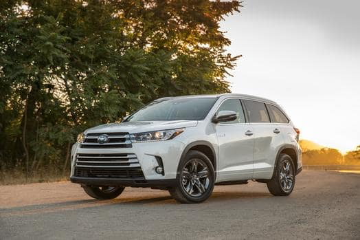 2018 Toyota Highlander Hybrid For Sale Near Caldwell