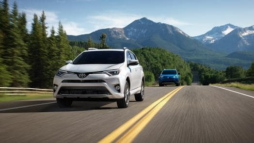 2018 Toyota RAV4 Hybrid For Sale Near Ontario
