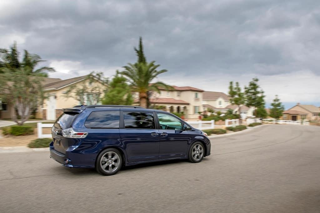 2018 Toyota Sienna For Sale Near Boise