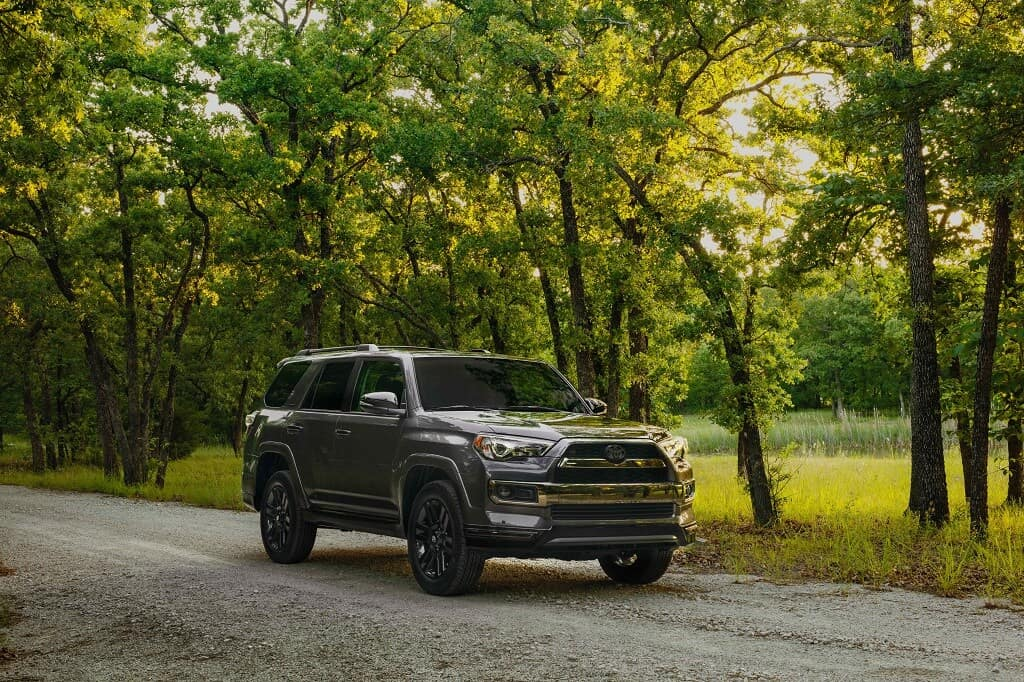2019 Toyota 4Runner For Sale Near Eagle