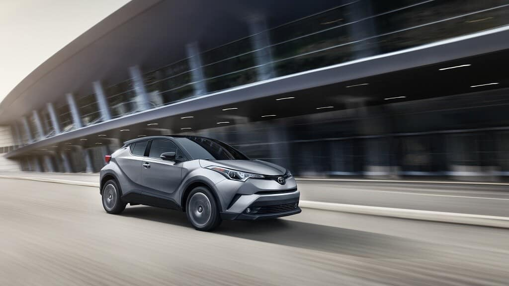 2019 Toyota CH-R For Sale Near Meridian