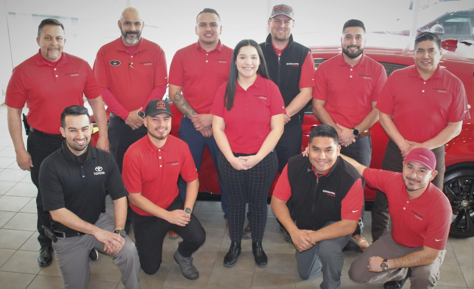 Edmark Toyota Spanish Speaking Team