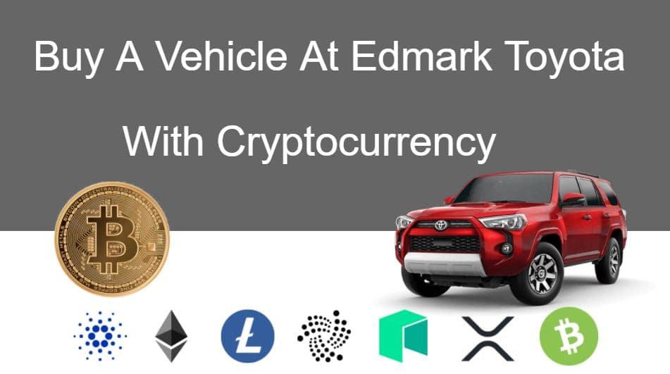 Bitcoin Edmark Toyota