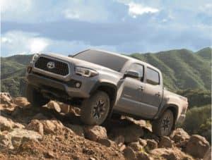 Toyota Tacoma for Sale Faulkner Toyota