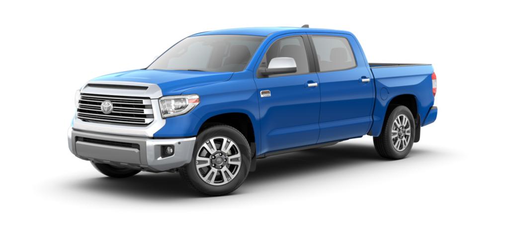 2020 Toyota Tundra Accessories