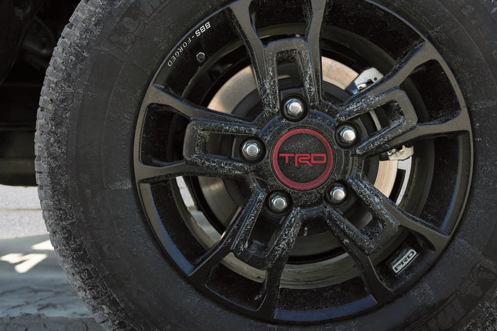 Toyota Tundra TRD Accessories